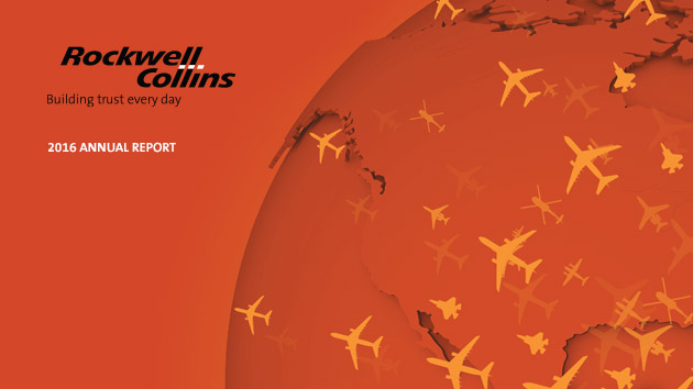 Rockwell Collins Annual Report 2016
