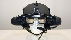 SimEye™ Helmet Mounted Display (HMD)